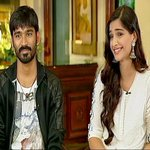 Raanjhnaa stars Sonam Kapoor & Dhanush on the difference between stalking & romance: Now Showing, 10.30pm, CNN-IBN
