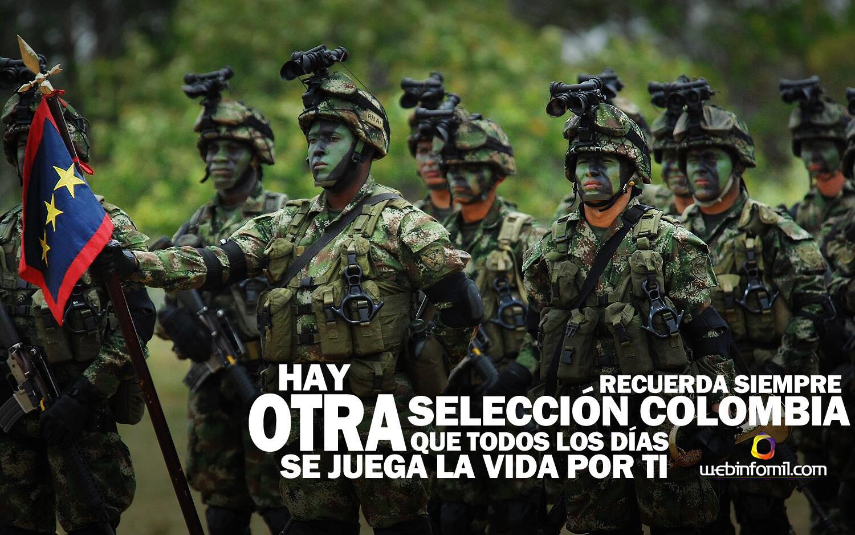 Armée Colombienne / Military Forces of Colombia / Fuerzas Militares de Colombia - Page 11 BMLNpJDCYAEMjCi