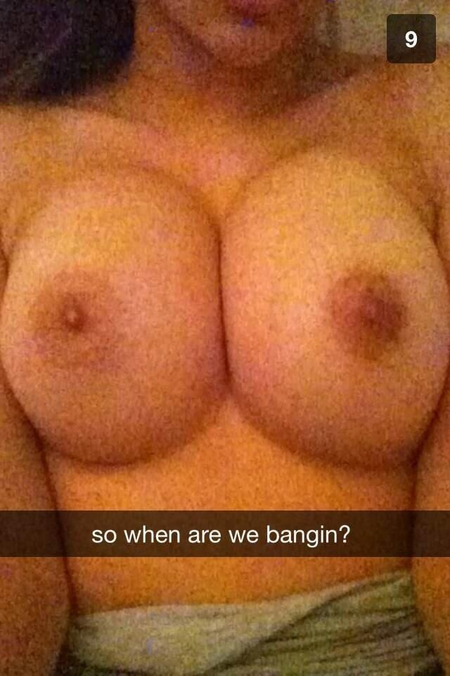 snapchat tits