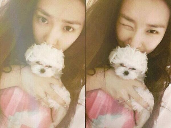 {PHOTO} 130607 SNSD Tiffany's New UFO Picture. http://t.co/s6357Rr5HK