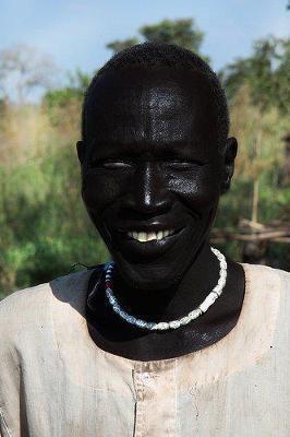 Darkest Skin Tone Posted Image