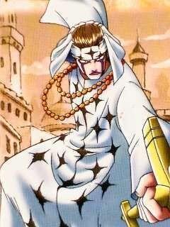 我アラバスタの守護神ファルコン王家の敵を討ち滅ぼすものなりペル