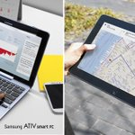 Samsung ATIV PC: The productivity of a PC. The freedom of a tablet. http://t.co/KPBCBH1Mvf