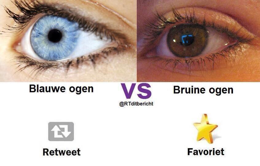blauwe kringen ogen