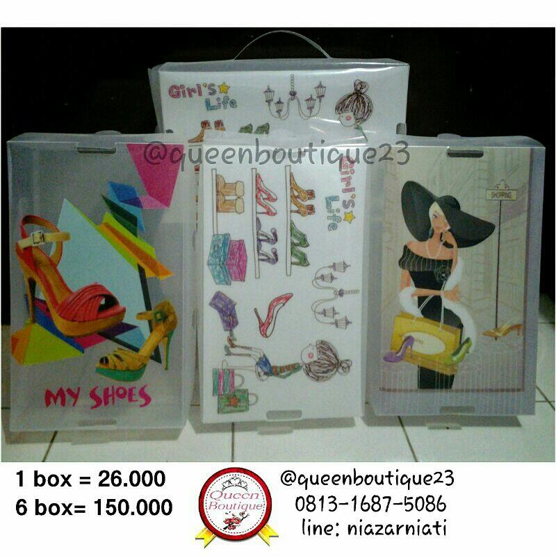 @Jualanku_ID Box sepatu harga murmer order PIN BB 2A382A13 utk koleksi lainnya cek favorit&IG #jualanku http://t.co/mdAXBXXVcM
