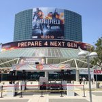 We're Prepared 4 Battle! #EAE3 RT @e3expo: #E3isComing