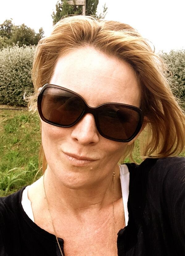 Laurel Holloman (@nalamommy): LOVING ITALY http://t.co/MToAdbhzQp