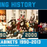 MT @GWtweets: @GWCI Cabinet over the past two decades #GWCI #gwu http://t.co/YZSMTQ1M0r