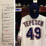 """@Rangers: Here is tonights #Rangers lineup vs Oakland: http://t.co/ZH7FblMUyr"""
