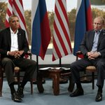 RT @writerfarmer: OMG, this foto of Obama + Putin is kind of awesome. http://t.co/dpRqWcFlCX