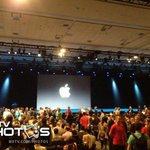 RT @NDTVGadgets: It's almost time for the WWDC keynote. Live blog http://t.co/O1OIZ9X92J