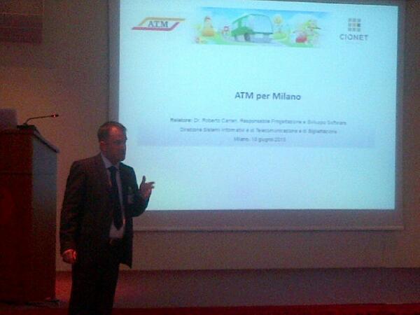 #mobility&byod2013 speaker per #ATM #Roberto #Carreri #businesscase per la #PA http://t.co/ulb9uHZ6uS