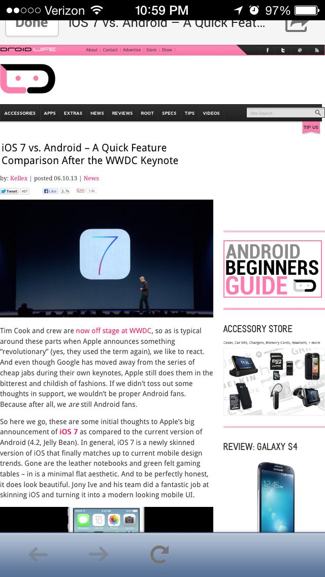 Go home iOS 7 you're drunk http://t.co/lXchqQ1Jhg