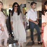 Kareena, Deepika and Imran attend Priyanka Chopra's prayer meet for dad's soul . - http://t.co/WJ1b8Lw5J0 ::