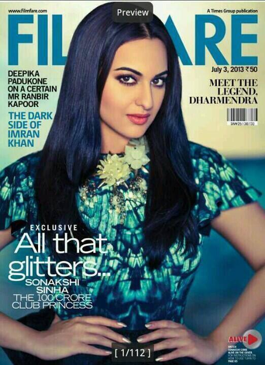 "RT @ShahidzDeewani: ""@OzzyLovesSona: OMG!!! Awesomeness #Sonakshi #Filmfare http://t.co/EIBW8nDiCW"" Gorgeous!!"