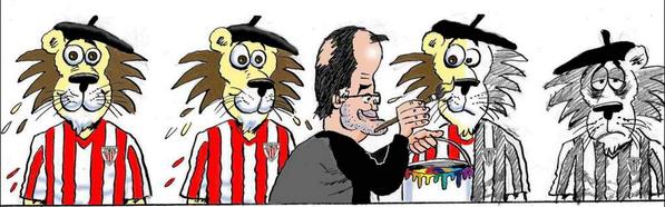 Iñigo Lazaro Scola (@ilScola): #Bielsa #Betizurekin http://t.co/MHm2vnZil1