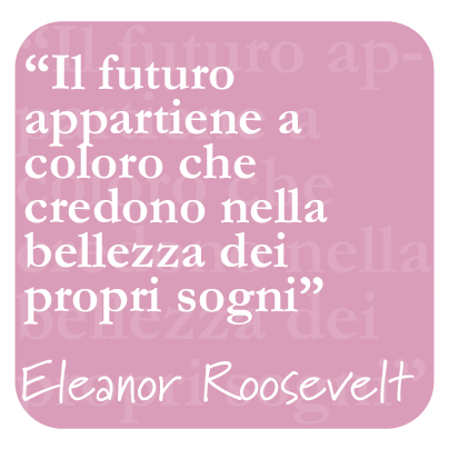 """""""Il futuro appartiene a coloro che credono nella #bellezza dei propri #sogni"""" (Eleanor #Roosevelt) #quote #aforismi http://t.co/zyL8K1QEWF"""