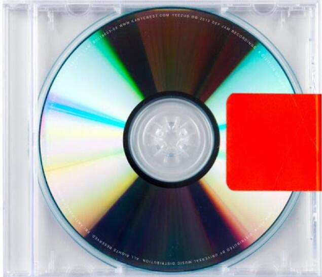Did Kanye know that his album cover was an Emoji?