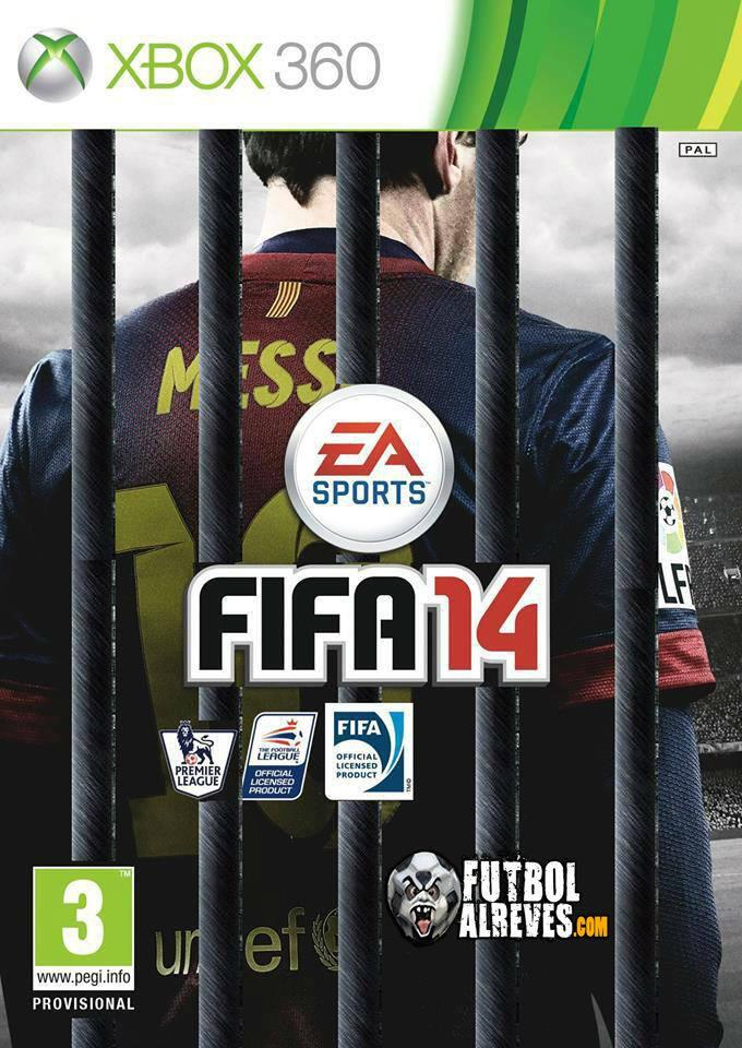 :::::Portada del Fifa 2014::: http://t.co/PAKxqjP1ZC
