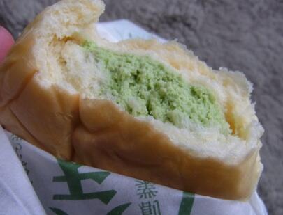test ツイッターメディア - 広島県三原市宮浦のパン屋さん 八天堂がオススメするくりーむパン とろける抹茶くりーむがとっても美味しいんです☆  ふんわりパンに甘くてほろ苦い抹茶風味のクリームがたっぷり詰まっていて軽食にもよし♪ https://t.co/97XAZwDrFi