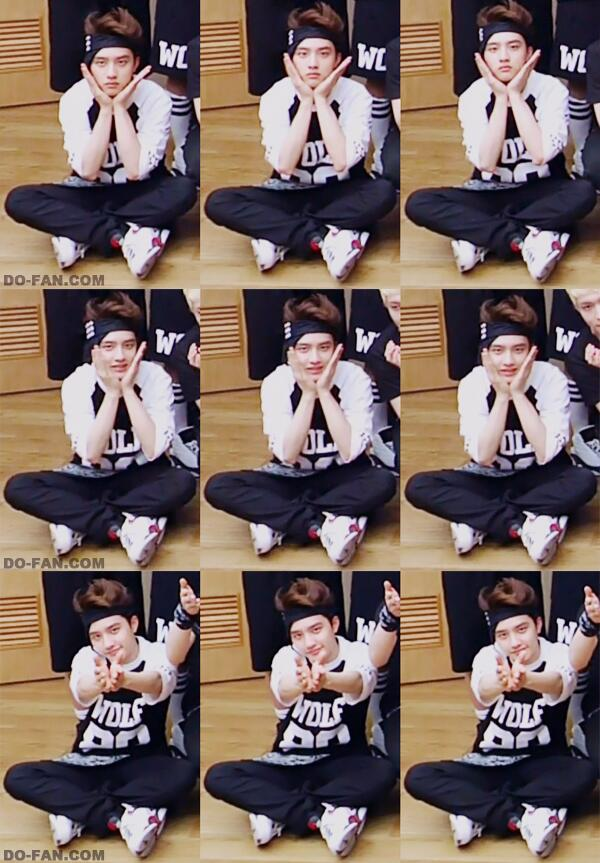 TOP 9 DO KYUNGSOO AEGYO SELCA!!!! ♥♥♥♥ ~~BABY SO CUTE!!! ㅠㅠㅠㅠ http://t.co/EmVfJAKnGX