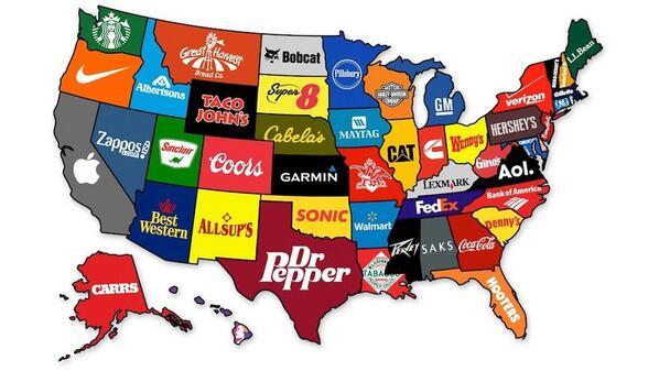 RT @Muhanad97: المقر الرئيسي لـ أشهر الشركات الأمريكية في كل ولاية http://t.co/Ayara9Scih