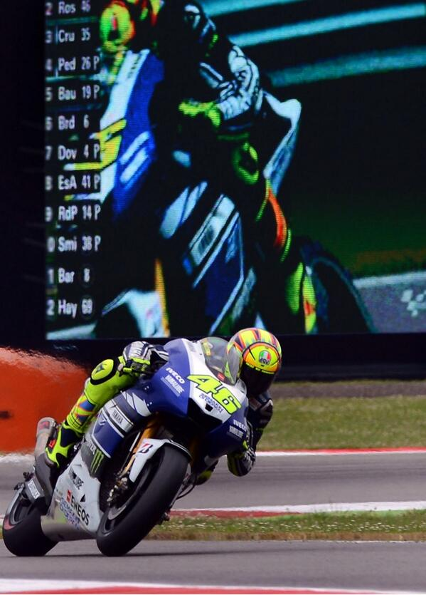 Assen TT Circuit Friday,Official Practice On the Mega screen @stefanotaglioni http://t.co/S5yNk3cCMy