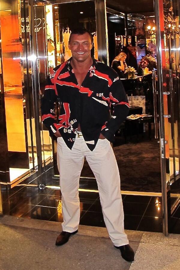 Photo: Vladimir Koslov In Russia - WrestlingInc.com