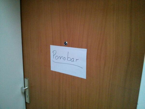 party nachbarn zettel