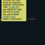 RT @Soya_Cincau: Looks like this scam is back. Spread the word. http://t.co/SIbciAZcQR