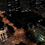 RT @YourAnonNews: 100,000 people on the streets of Rio De Janeiro, Brazil http://t.co/pM070CPNFu
