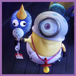 RT @Cinemex: #MINION Baby!    Disfruta #MiVillanoFavorito2 el 05 de julio en @Cinemex RT » http://t.co/Ji2FrbFccN
