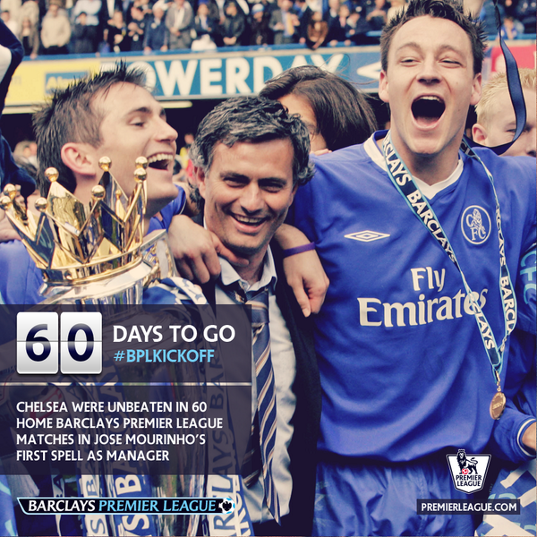 It's 60 days until the #BPL action begins again (as if you didn't know) - with some familiar faces on display... http://t.co/FvB74fq83U