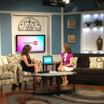 Christina Maxwell @BeDistinguished on Studio10 this morning! #DYW2013 @Studio10WALA @FOX10News http://t.co/RY4ozWioii