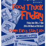 We think so! RT @HoustonHeights: Cool -- Food Truck Friday on 6/28 with @ShopHeights19th! Come hungry, shop late: http://t.co/0gTNsHSOOv