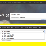 ok that google/bing xbone pic going around is NOT a joke!! I JUST took these screengrabs http://t.co/KXOKo8wGWg
