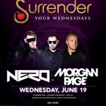 Come #SurrenderYourWednesday @SurrenderVegas tomorrow with @NeroUK & @morganpage !! #Vegas #EDC @EDC_LasVegas http://t.co/fdmKEC62mW