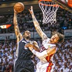 RT @BleacherReport: The Kawhi Leonard/Mike Miller Poster http://t.co/1umHiPVXXs