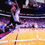 RT @MatthewBerryTMR: RT @WillBrinson: Not a foul by Chris Bosh? http://t.co/mKdixf48pC