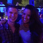 RT @chase4ua: Yall. I just met Danielle from Big Brother. She shouldve won. http://t.co/xq9ynu6AY6
