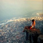 RT @TheWeirdWorld: Table Mountain, Cape Town, South Africa.. http://t.co/hFj6hSb1Yh