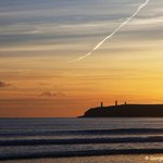 A lovely sunset at #Tramore   #Waterford #photograph http://t.co/7QZl7GKIGT