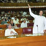 RT @ISFPakistan: Chairman #PTI while speaking at the National Assembly http://t.co/VwgDS0dBz2