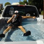 I may sound American now, but I want a truck :D  RT @9GAG: Car pooling http://t.co/wfGva9Edu6