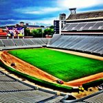 New Field Progress #GoDawgs http://t.co/853e9oKKR9