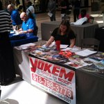 Great turn out @ the #BossierCity mall #jobfair! Come by & see us @ #PierreBossierMall! #yokemtoyotaDEALS http://t.co/ttmmpyE5yw
