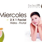 RT @perfectspa_: Miércoles de promo en Perfect Spa Boutique http://t.co/1ElNVGEML6