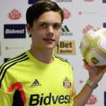 A big Stadium of Light welcome to new signing David Moberg Karlsson! http://t.co/9HdbWjeUzo