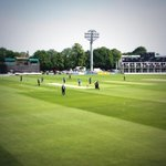 RT @kentcricket: Play is underway at The Spitfire Ground, St Lawrence between Kent and Sussex. #yb40 #RoadToLords http://t.co/JpZMxBw5If