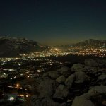 "RT ""@DailyObvious: Abbatabad by night. #KPK #Pakistan http://t.co/9Cu3cwhNIy"""
